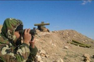Khủng bố rệu rã ở Dara'a, quân đội Syria chuyển hướng đánh phiến quân