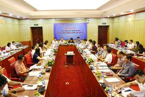 Công đoàn Bộ KH&ĐT tổ chức hội nghị sơ kết 6 tháng đầu năm 2018