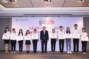 Hiện thực hóa ước mơ với Học bổng Acecook Việt Nam