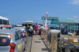 Phú Quốc cấm ngư dân ra biển vì ảnh hưởng của bão số 3