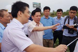Bộ trưởng Nguyễn Văn Thể kiểm thúc tiến độ nâng cấp QL1 đoạn Hà Nội- Bắc Giang