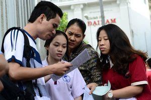 Cần rà soát những địa phương có điểm thi bất thường như Hà Giang