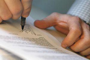 Bổ sung thỏa thuận liên danh sau khi ký hợp đồng có hợp lệ?