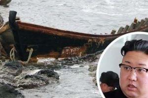 Bí ẩn tàu ma Triều Tiên trôi dạt vào Nhật Bản