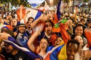 Phụ nữ bị tấn công tình dục tràn lan sau khi Pháp vô địch World Cup