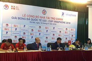 Công bố danh sách tập trung đội tuyển bóng đá U23 quốc gia dự ASIAD 18-2018
