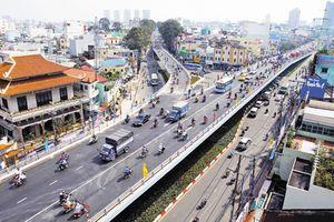 TP. Hồ Chí Minh: Cấm xe tải trên 8 tấn lưu thông trên cầu chữ Y