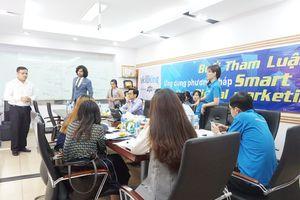 Ứng dụng phương pháp SmartLab Plus trong đào tạo Digital Marketing