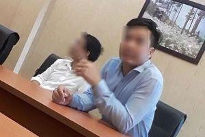 Chủ tịch Hà Nội yêu cầu làm rõ vụ dọa 'cắt gân' phóng viên
