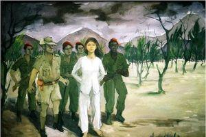 Giao lưu nghệ thuật đặc sắc 'Khúc quân hành' lần thứ IV: Tưởng nhớ nữ anh hùng Võ Thị Sáu