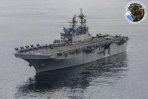 Siêu tàu đổ bộ tấn công của Mỹ mạnh hơn cả tàu sân bay Trung Quốc