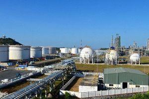 Vượt kế hoạch nhiều chỉ tiêu, cổ phiếu Lọc dầu Dung Quất vẫn 'lao dốc'