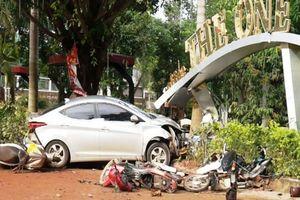 Khởi tố tài xế 'xe điên' đâm tử vong 2 nữ sinh trong quán cà phê
