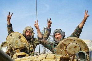 Quân đội Syria nhắm tới pháo đài cuối cùng của khủng bố ở Dara'a