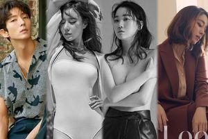 Lee Jun Ki - vợ Lee Byung Hun sang chảnh, Jang Yoon Joo bán nude cũng không bằng Kim Ah Joong diện bikini
