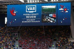 Công nghệ V.A.R được dùng bao nhiêu lần trong suốt World Cup 2018?