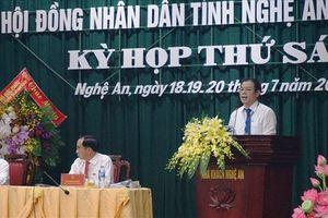 Bất cập trong tái định cư dự án thủy điện: Giám đốc Sở Công Thương Nghệ An xin lỗi người dân