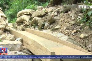 Khai thác vàng tại Khu Bảo tồn thiên nhiên Kim Hỷ vẫn diễn ra phổ biến