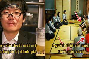 11 lần người Nhật khiến thế giới 'điên đầu' vì những quy tắc kỳ quặc, ngồi cũng cần có chuẩn mực