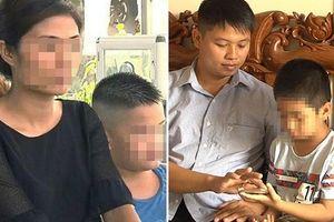 Trao nhầm con ở Ba Vì: Hai gia đình nhận lại con đẻ