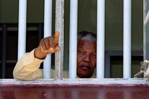 Ra mắt sách về lãnh đạo Nelson Mandela