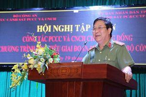 Nâng cao công tác PCCC và CNCH cho lãnh đạo chủ chốt Hà Nội