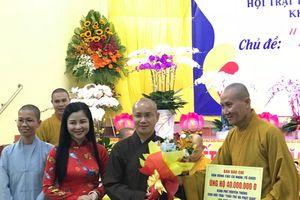 4.000 bạn trẻ tham gia Hội trại 'Tuổi trẻ & Phật giáo' năm 2018