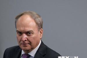 Đại sứ Nga tại Mỹ Antonov hối thúc nối lại đối thoại 2+2 Nga-Mỹ