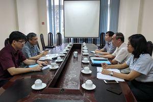 Chánh thanh tra Bộ GD&ĐT làm việc với hiệu trưởng Đại học Tân Trào về việc hai cán bộ tham gia thanh tra chấm thi vi phạm quy định