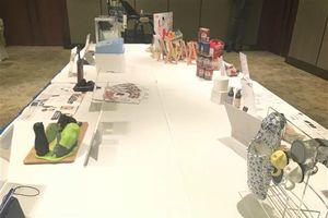 Hơn 5.500 sản phẩm sáng tạo sẽ được triển lãm tại TP Hồ Chí Minh