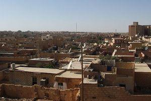 Máy bay quân sự bí ẩn rơi ở miền Bắc Syria