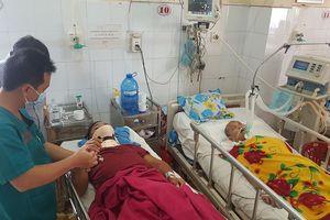 Lời kể rùng mình của nhân chứng 2 xe khách tông nhau trên đường Hồ Chí Minh