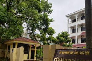 35 cảnh sát cơ động điểm thi cao bất thường ở Lạng Sơn: Tin tức mới nhất