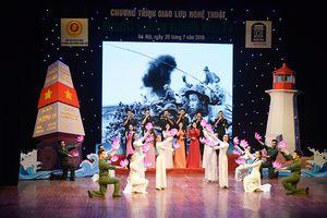 Ban tổ chức Khúc quân hành IV kêu gọi được gần 300 triệu đồng hướng về ngày 27/7