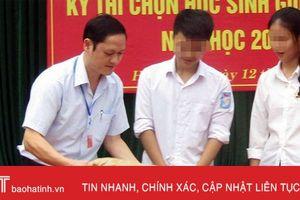 Phó trưởng Phòng khảo thí Sở GD-ĐT Hà Giang bị bắt vì nâng điểm thi