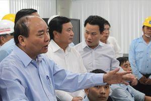 Thủ tướng yêu cầu Công ty Formosa Hà Tĩnh tuyệt đối chấp hành về bảo vệ môi trường