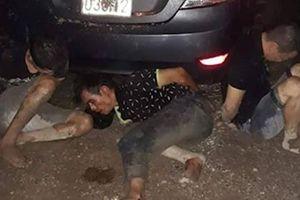 Lái ô tô từ Quảng Ninh sang Hải Phòng trộm xe máy nhà trưởng công an xã
