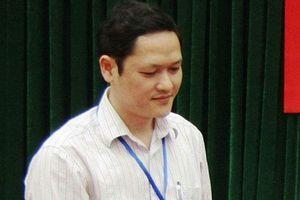 Bắt tạm giam Phó phòng Khảo thí và quản lý chất lượng Hà Giang Vũ Trọng Lương