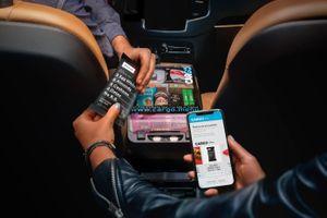 Uber mở dịch vụ bán hàng ngay trên xe
