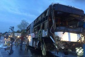Danh tính nạn nhân thương vong vụ lật xe Hoàng Long trên QL1