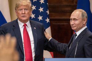 Hé lộ bất ngờ thượng đỉnh sắp tới TT Trump và TT Putin tại Washington