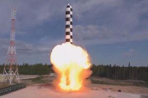 Nga công bố loạt video về các vũ khí tối tân đang được phát triển