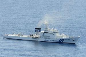 Nhật Bản triển khai 2 tàu tuần tra lớn để bảo vệ các nhà máy hạt nhân