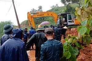 28 hộ dân ở xã biên giới Na Ngoi bị nước lũ gây cô lập