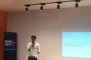 Nami Hackathon 2018: Sân chơi cho dân lập trình Blockchain