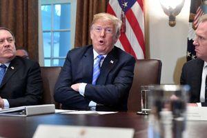 Tổng thống Trump nói không người tiền nhiệm nào cứng rắn với Nga bằng ông
