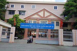 Hiệu trưởng Trường Nguyễn Văn Linh trốn trả lời kiến nghị của giáo viên