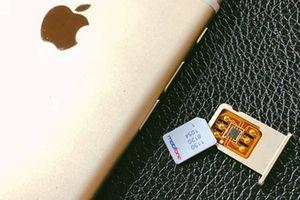 Lại xuất hiện mã ICCID cho iPhone lock tại Việt Nam