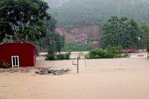 21 người chết, mất tích do mưa lũ