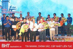 Trao giải sáng tác ca khúc kỷ niệm 50 năm Chiến thắng Đồng Lộc